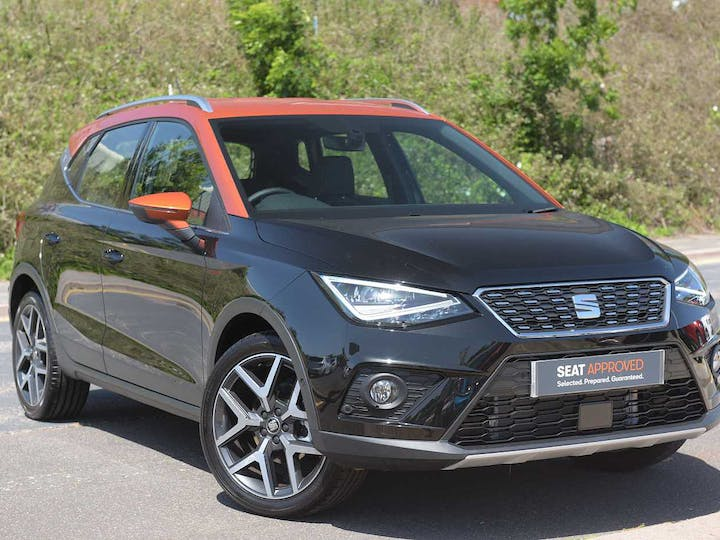 Seat Arona Xcellence Automatikgetriebe : used seat arona tsi xcellence lux 2019 for sale in st leonards on sea east sussex from seat dv19cpx ~ Aude.kayakingforconservation.com Haus und Dekorationen