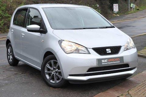 Silver SEAT Mii I-tech 2014