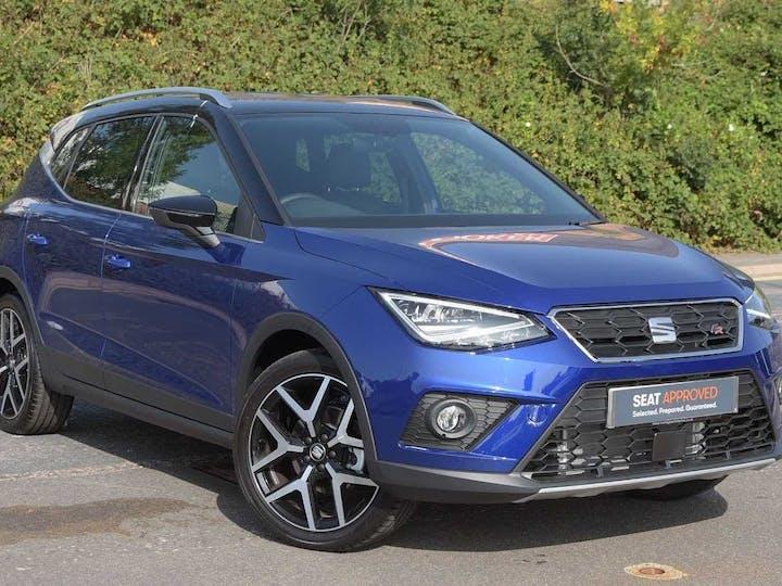 Blue SEAT Arona TSI Fr Sport 2020