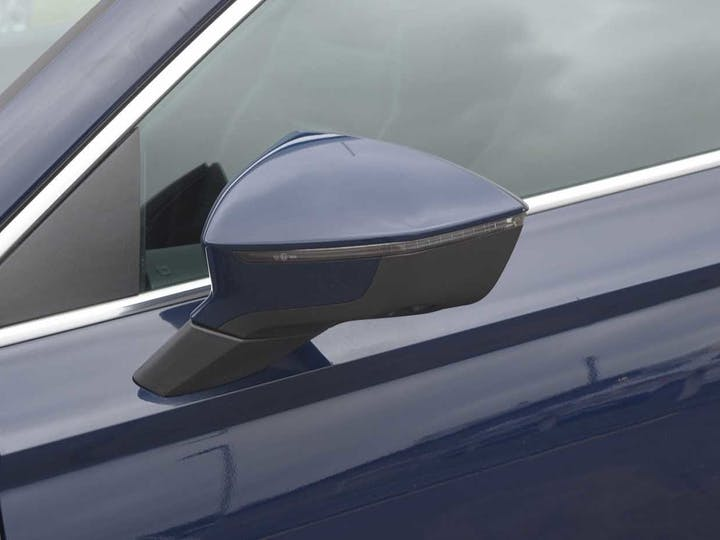 Blue SEAT Ateca Ecotsi Xcellence 2018