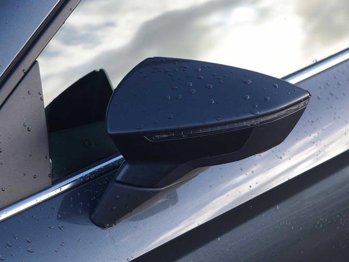 Grey SEAT Arona TDI Fr 2018