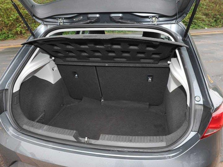 Grey SEAT Leon TSI SE DSG 2013