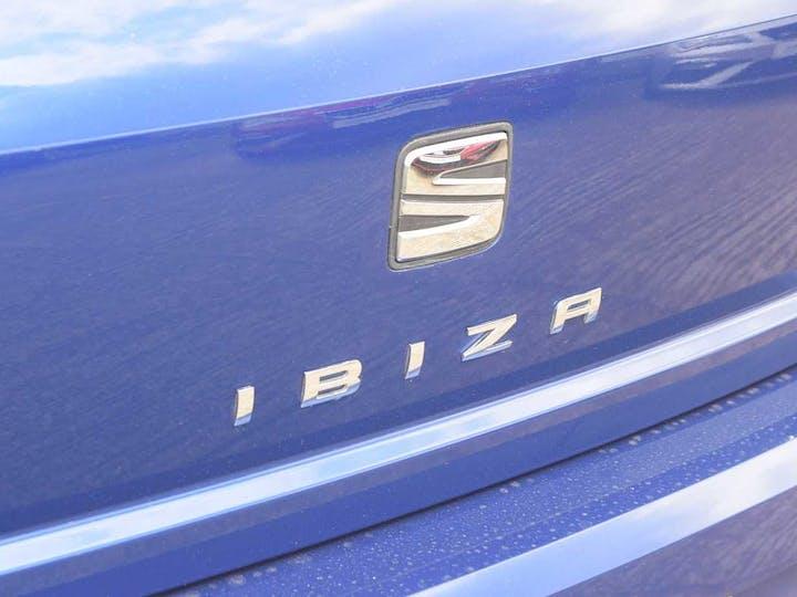 Blue SEAT Ibiza TSI Fr DSG 2019