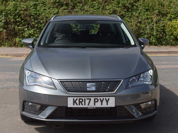 Grey SEAT Leon TSI Ecomotive SE Technology DSG 2017
