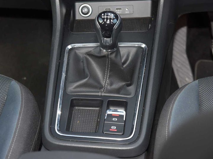 Blue SEAT Ateca TSI Ecomotive SE Technology 2017
