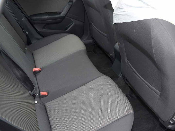 White SEAT Arona TSI Xcellence Lux 2019