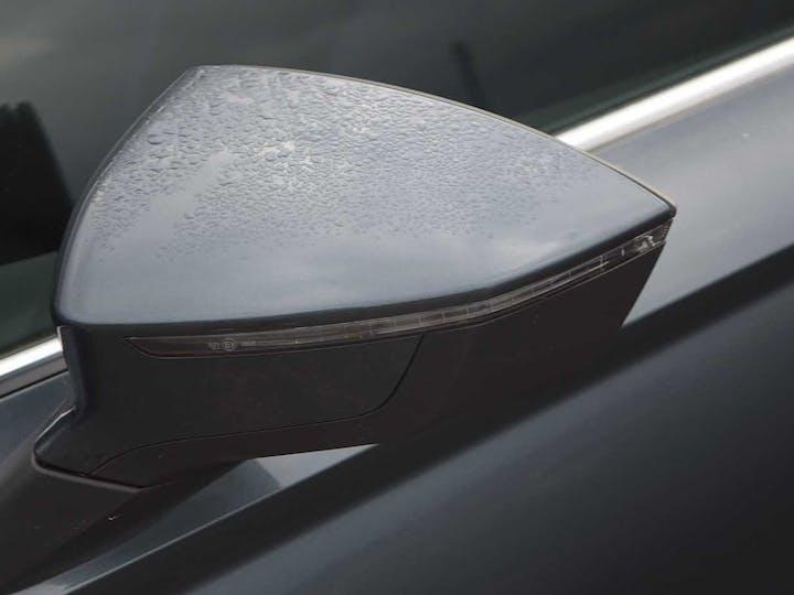 Grey SEAT Ateca TSI Evo SE Tech DSG 2019