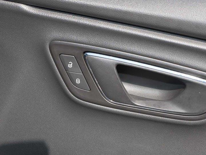 Grey SEAT Leon TSI Fr Technology 2014