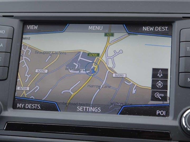 Grey SEAT Ibiza TSI Fr Technology 2017