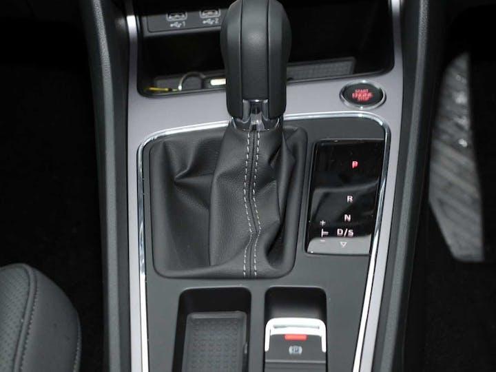 White SEAT Leon TSI Evo Xcellence DSG 2019