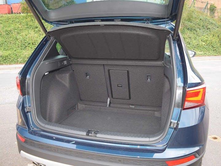 Blue SEAT Ateca TSI Evo Xcellence Lux DSG 2020