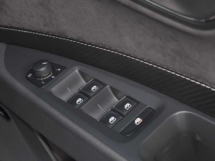 Black SEAT Leon TSI Cupra 4drive DSG 2018