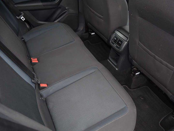 Green SEAT Ateca TSI Ecomotive SE Technology 2017