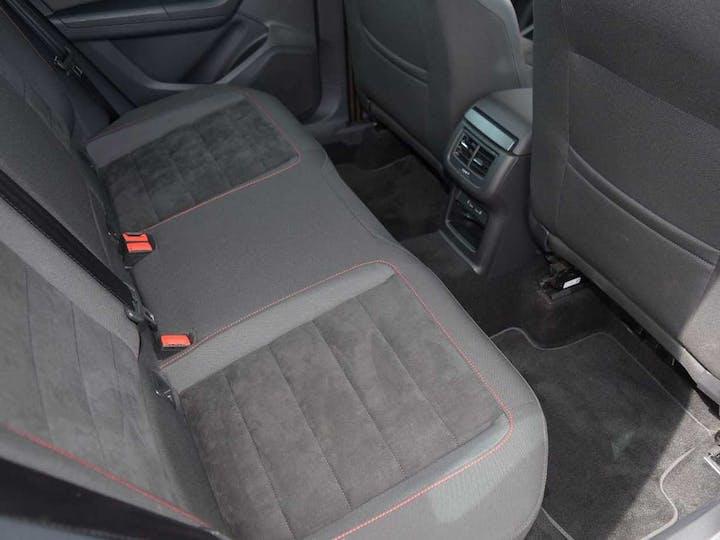 Black SEAT Ateca TDI Fr 2018