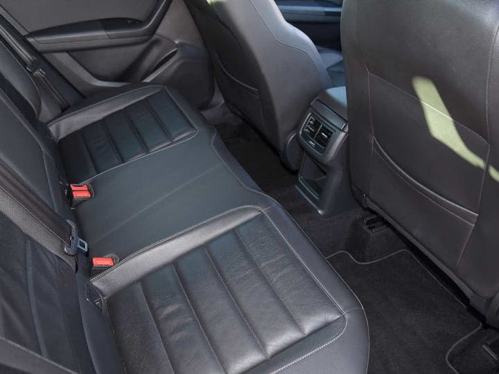 Blue SEAT Ateca Ecotsi Xcellence 2017