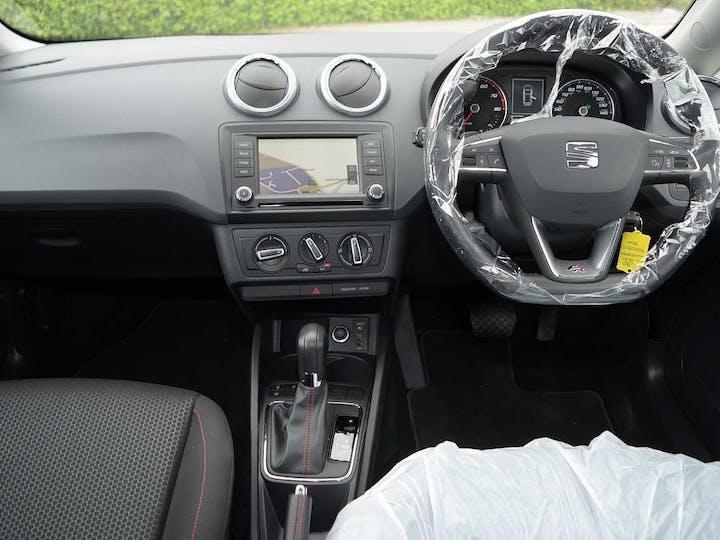 Blue SEAT Ibiza Ecotsi Fr Technology DSG 2016