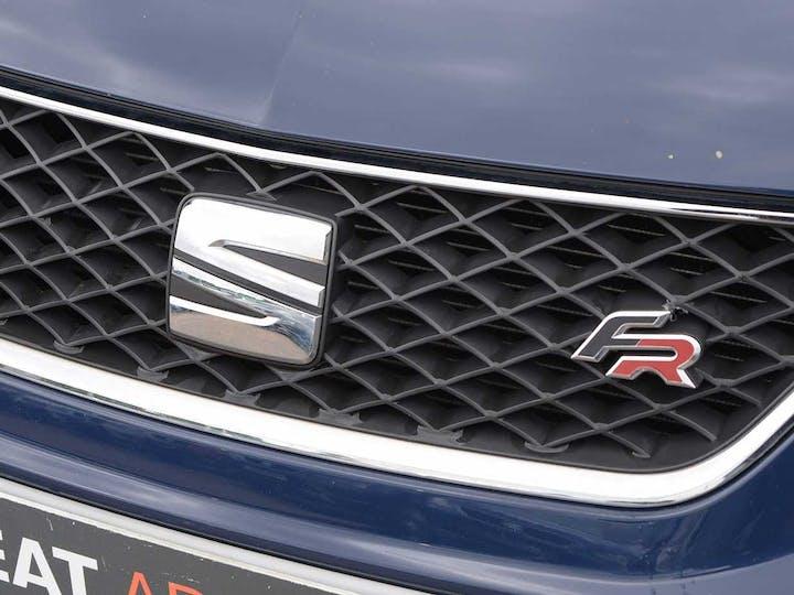 Blue SEAT Ibiza TSI Fr Technology 2017