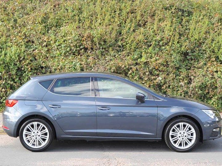 Grey SEAT Leon TSI Evo Xcellence DSG 2019