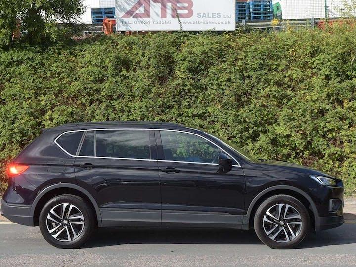 Black SEAT Tarraco TSI Evo SE First Edition 2019