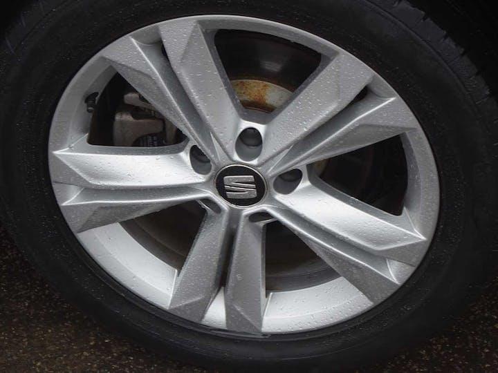 Grey SEAT Alhambra TDI Xcellence 2017
