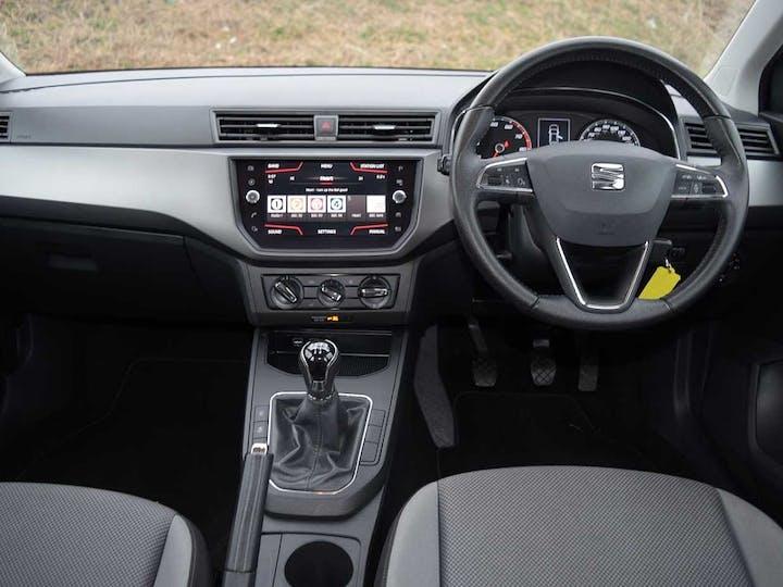 Grey SEAT Ibiza Mpi SE Technology 2018