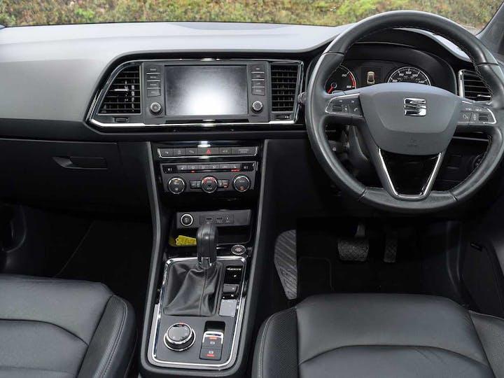 Grey SEAT Ateca TDI 4drive Xcellence 2016
