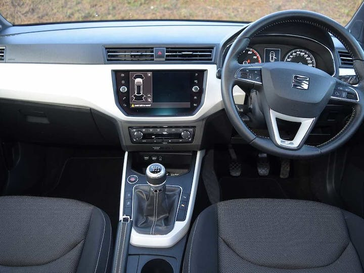 Grey SEAT Arona TSI Xcellence First Edition 2017