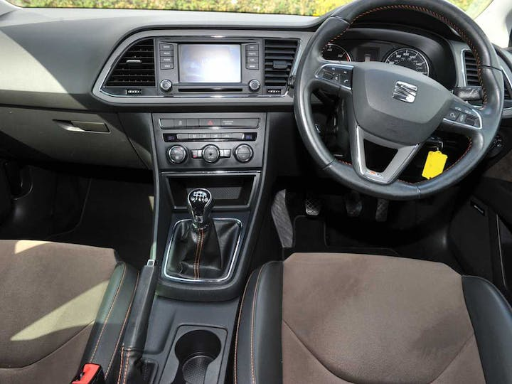 Brown SEAT Leon X-perience TDI SE Technology 2014