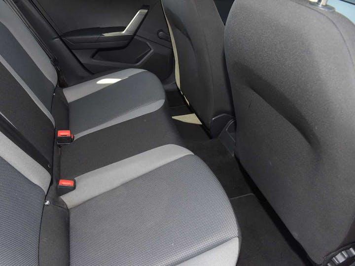 Grey SEAT Ibiza TSI SE Technology 2017