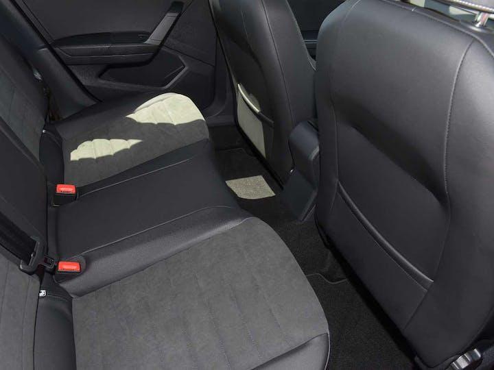 Black SEAT Arona TSI Xcellence Lux 2019