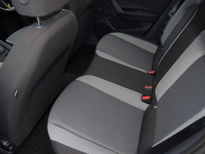 Grey SEAT Ibiza Mpi SE 2019