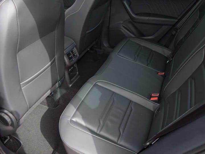 Red SEAT Ateca TSI 4drive Xperience Lux DSG 2020