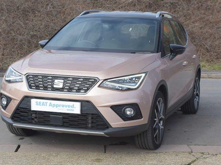 SEAT Arona TSI Xcellence Lux DSG 2019