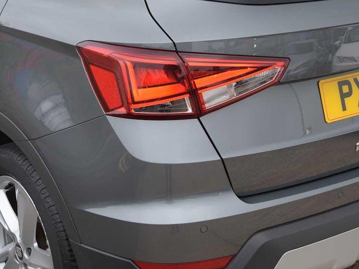Grey SEAT Arona TSI Fr 2018