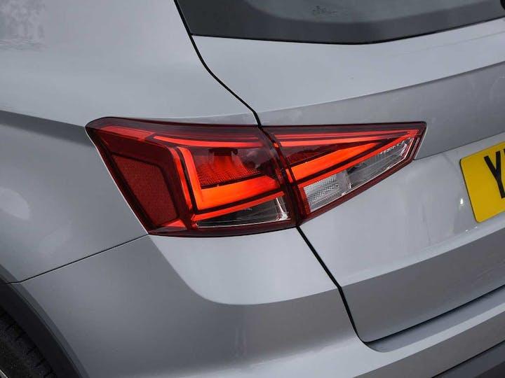 Silver SEAT Arona TSI SE 2018