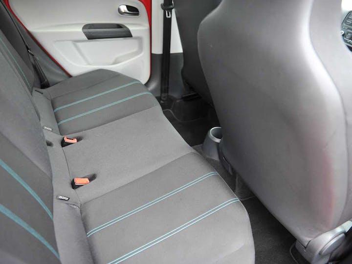 Red SEAT Mii Design 2016