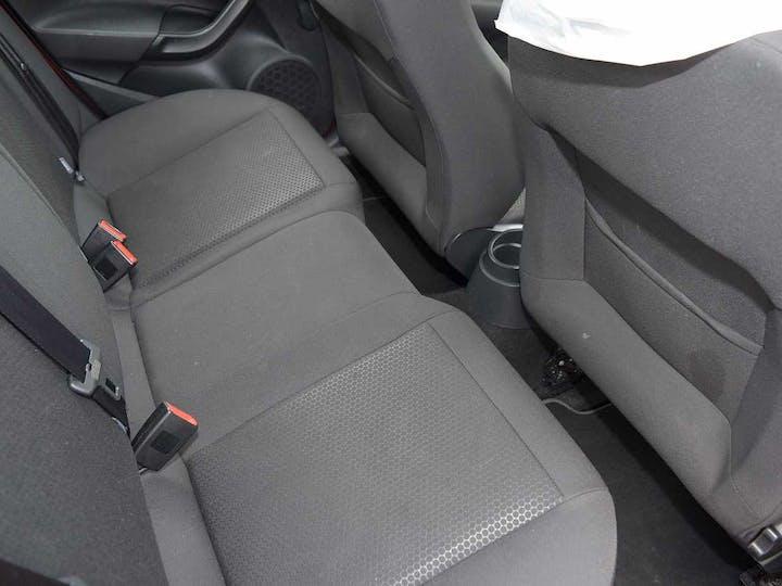 Red SEAT Ibiza TSI Fr Technology 2016