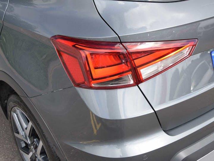 Grey SEAT Arona TSI Xcellence Lux DSG 2018